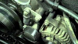 1996 Bmw 740il - Behind Water Pump Mp4