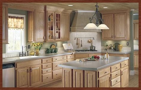 light oak kitchens honey oak cabinets roselawnlutheran 3756