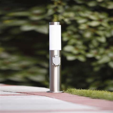 Steckdose Energie Säule Verteiler 230v Außen Garten