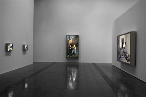 exhibition jeff wall photographs at the ian potter centre national of