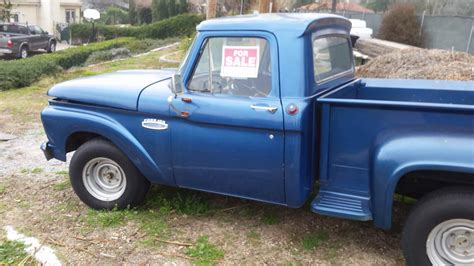1965 Ford Truck by 1965 Ford F100 Value Ford Newbie Ford Truck Enthusiasts