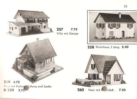 Faller Haus Mit Garage by Faller Haus 257 U 258 Wolfi S Modelleisenbahn Seiten