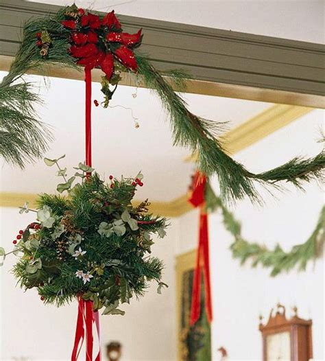 mistletoe is a tradition for all time favorite christmas traditions