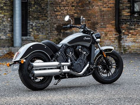 2019 Indian Scout Range Announced