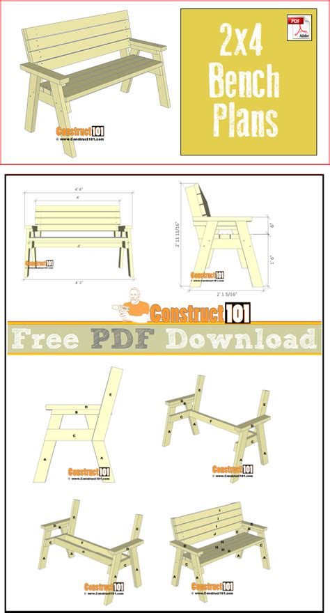 bench plans     woodworking bench