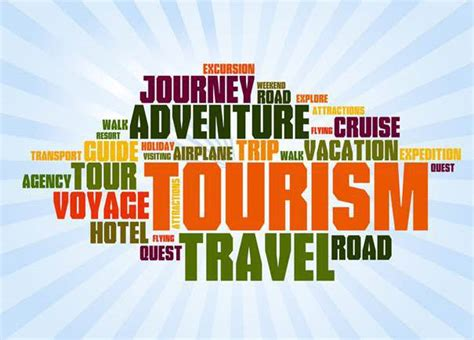 Thesis on tourism industry
