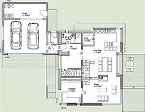Einfamilienhaus Mit Garage : doppelgarage mit abstellraum ma e ~ Lizthompson.info Haus und Dekorationen
