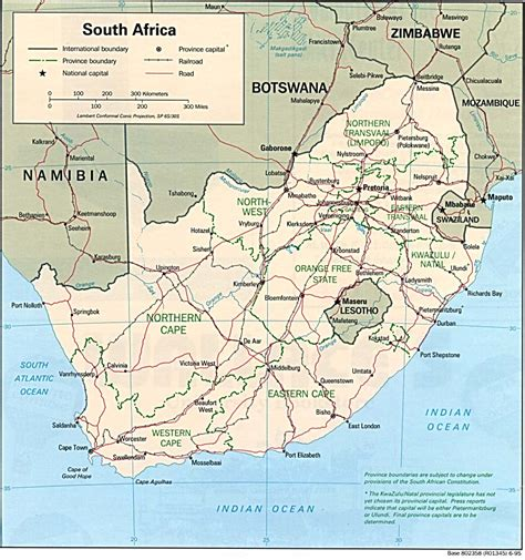 south africa maps perry castaneda map collection ut