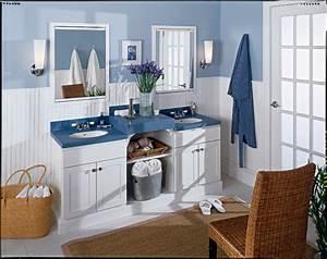 Seifer Bathroom Ideas - Beach Style - Bathroom - new york