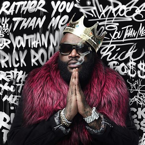 Here's The Tracklist For Rick Ross' 'rather You Than Me