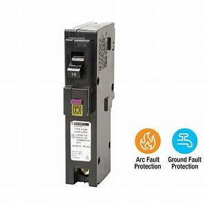 Square D By Schneider Electric Hom115pdfc Homeline Plug