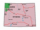 Wyoming Facts - Symbols, Famous People, Tourist Attractions