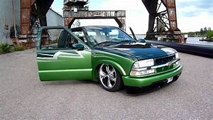 Chevy S10 New Paint And Everything Relocated Under Bed  Hd