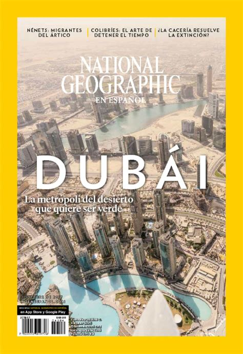 National Geographic En Español Magazine (digital