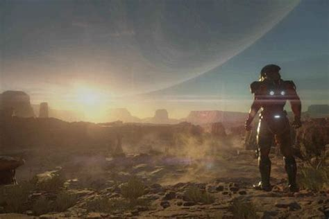 mass effect andromeda news plot leaks suggest humans colonizing new planets player one