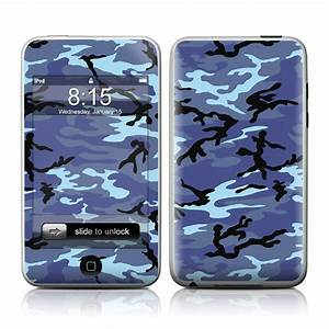 Sky Camo iPod touch 2nd Gen or 3rd Gen Skin - Covers iPod ...