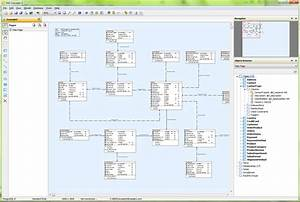 Erd Concepts Is A Database Design And Query Tool For All