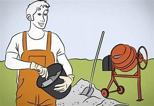 Wandfarben Selber Mischen Tabelle : beton selbst mischen in 4 schritten obi ratgeber ~ Watch28wear.com Haus und Dekorationen