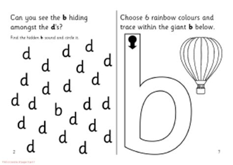 confusing letters   p p      teaching