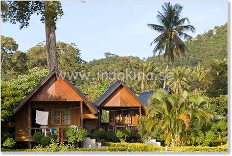 Hotell . Ko Tao . Thailand . Hotel . Karta . Bilder . Priser