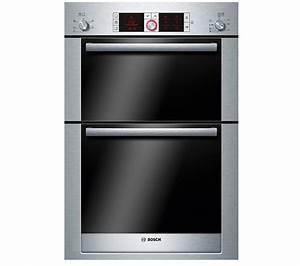 Bosch Waschtrockner Serie 6 : buy bosch serie 6 hbm56b551b electric double oven stainless steel free delivery currys ~ Frokenaadalensverden.com Haus und Dekorationen