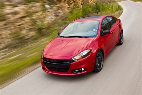 Dodge Car : 2016 Dodge Dart Lineup Cut To 3 Models As Small Sedan