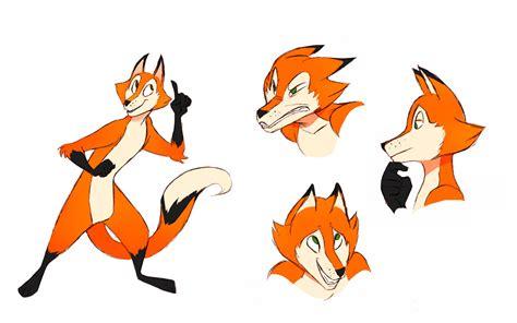 Cartoon Fox By Drzime On Deviantart