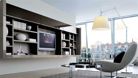 contemporary built in cabinets 18 modern style living rooms from misuraemme