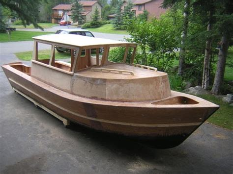 tr topic  plywood bass boat plans