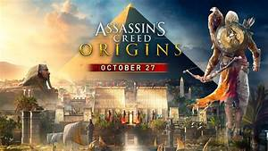 Assassin's Creed® Origins Game | PS4 - PlayStation