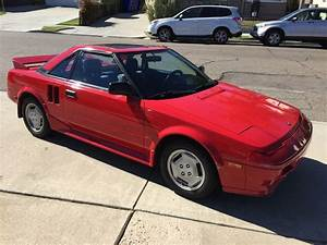 Toyota Mr 2 : daily turismo clean high mile mister two 1986 toyota mr2 ~ Medecine-chirurgie-esthetiques.com Avis de Voitures