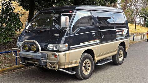 mitsubishi l400 review auto bild idee