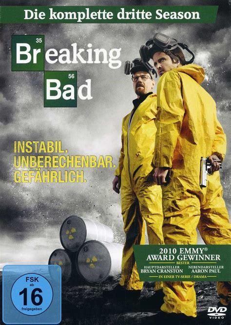 Breaking Bad  Staffel 3 Dvd Oder Bluray Leihen