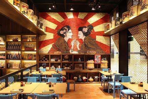 sushi groove market restaurant  alvint studio jakarta