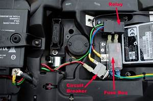 Connecting Wire To Fuse Box