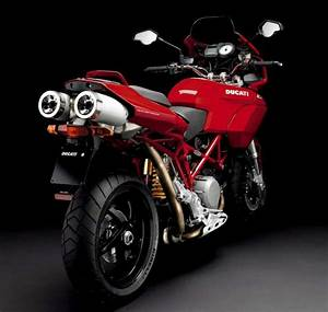Ducati Multistrada 1100 Specs - 2007  2008