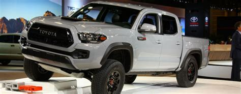 official  toyota tacoma trd pro design features