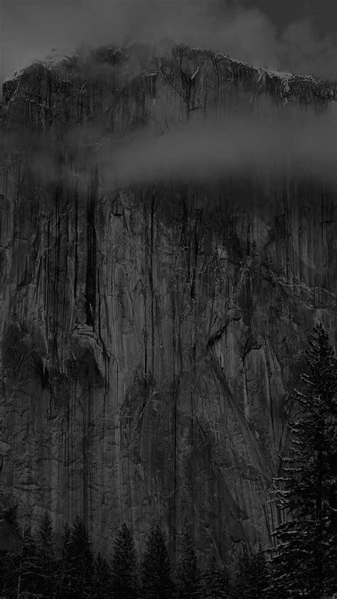 mg os  yosemite black wallpaper apple wallpaper