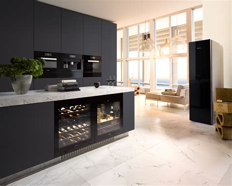 miele kitchens design creating a kitchen island der kern by miele 4126