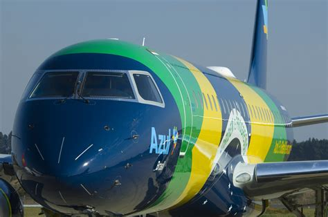 azul brazilian airlines  federal approval  fort
