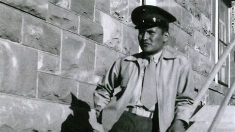 Joe Hosteen Kellwood, Navajo Code Talker Of Wwii, Dies