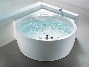 Whirlpool Badewanne Kaufen : whirlpool badewanne florenz rund mit 14 massage d sen ~ Watch28wear.com Haus und Dekorationen