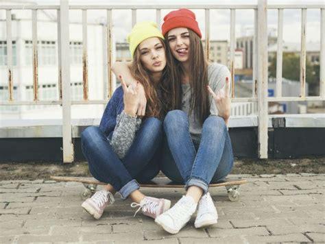 como saber  tienes una buena amiga actitudfem