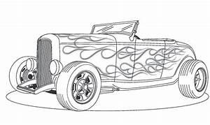 Dessin Fast And Furious : coloriage voiture les beaux dessins de transport imprimer et colorier page 9 ~ Maxctalentgroup.com Avis de Voitures