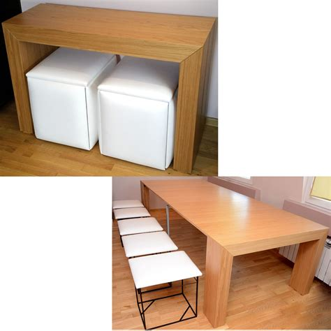 space saving table  chairs set   attic  buy
