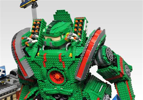 20 Insane Lego Builds Based On Classic Scifi Movies