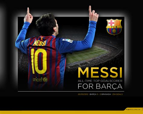 Get the latest fcb news. Make Messi, the all-time top goalscorer for Barça, your ...