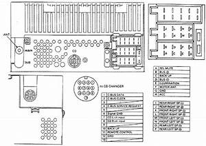 2005 Saab Radio Wiring Diagram