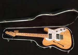 Fender  U201972 Reissue Thinline Telecaster Crafted In Japan C