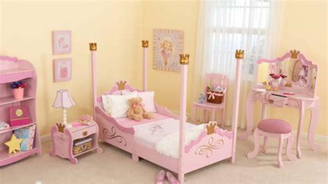 Fun And Stylish Little Girls Bedroom Furniture Design